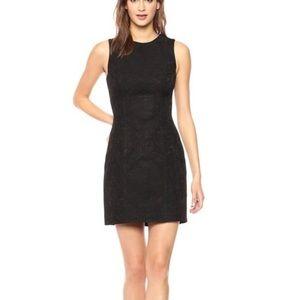 NEW NWT Theory Hourglass Black Dress Size 4